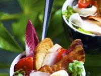 chicken caesar nicoise