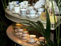vintage tea bar